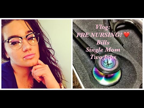 vlog:-two-job-as-a-single-mom-update-|-bills,-birth-control-&-oh-and-im-a-pre-nursing-student!!!