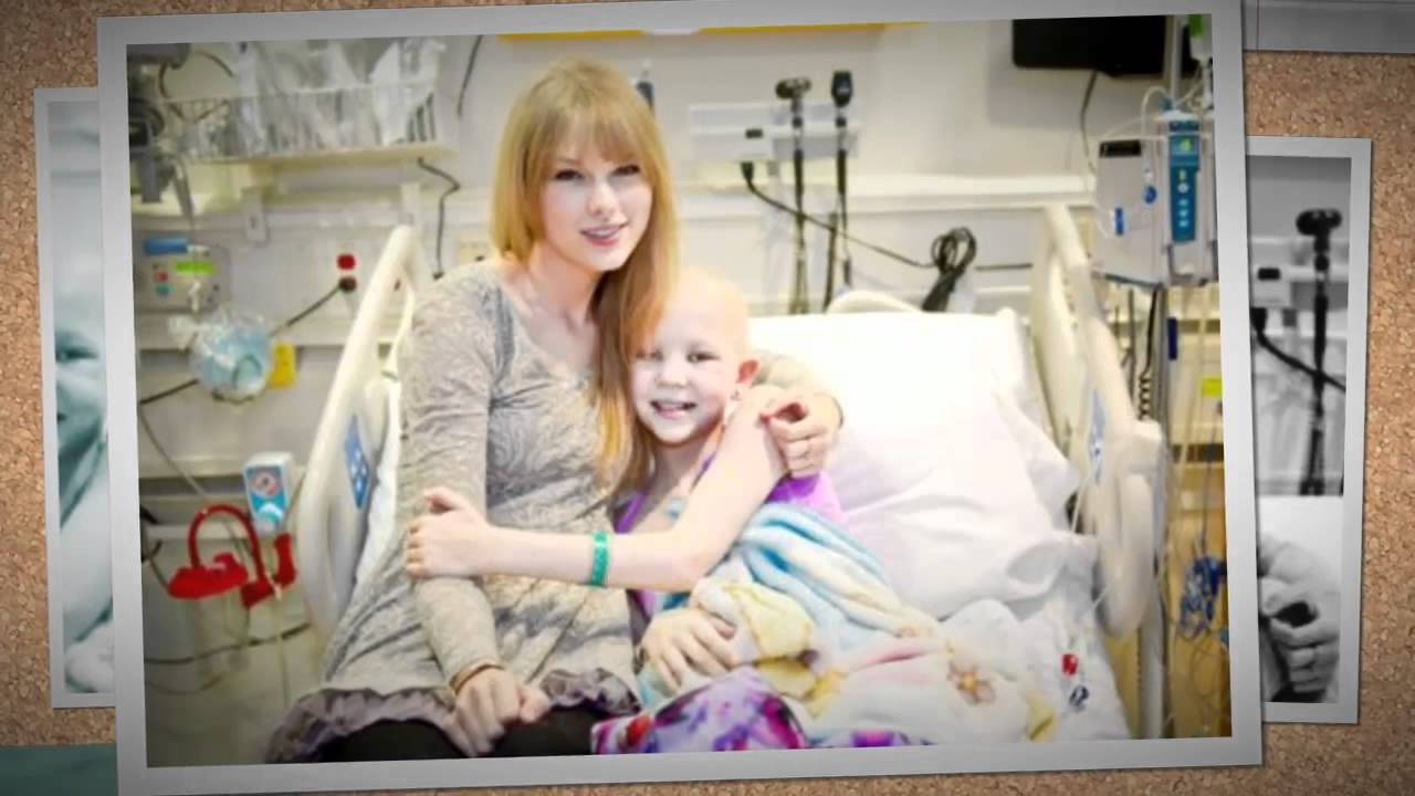 Taylor Swift 39 S Charity Work Youtube