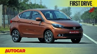 Tata Tigor | First Drive | Autocar India