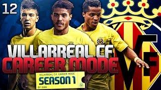 FIFA 15 Career Mode - GAME OF THE SEASON! REAL MADRID! - Villarreal Season 1 Episode 12