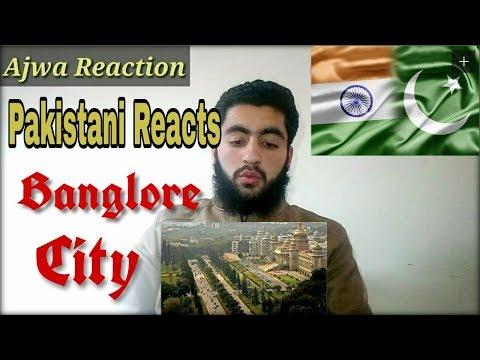 Pakistani Reacts  To | Banglore City | The Silicon Valley Of | India