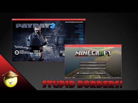 Make Any Game Windowed Borderless For FREE! | Easiest & Fastest Way