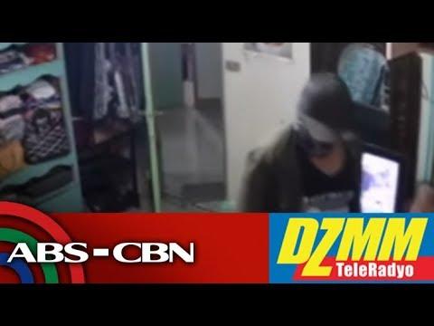 DZMM TeleRadyo: PDEA agents, inirereklamo ng pagnanakaw sa bahay na ni-raid