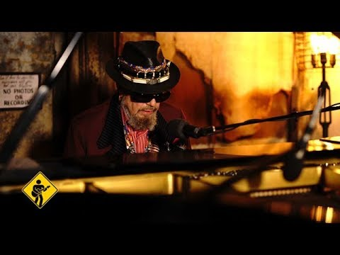 """Everlasting Arms"" Song Around The World feat. Dr. John 