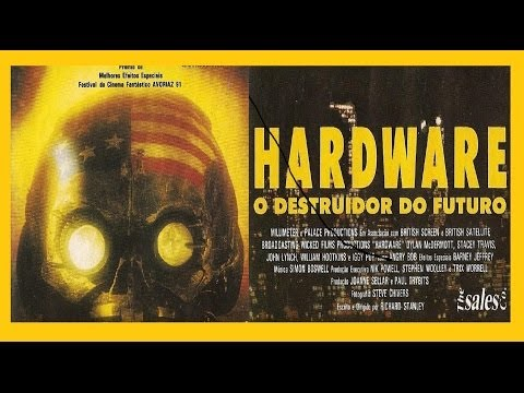 Hardware - O Destruidor do Futuro / 1990  ( LEGENDADO - BR )