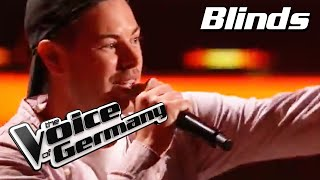 Fettes Brot - Jein (Philipp Brücher)   The Voice of Germany   Blind Audition