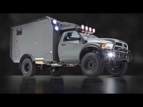 Inside The World's CRAZIEST $200,000 Adventure Truck