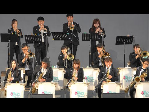 大阪城JAZZ Festival 2019 BIGBAND「MUSIC UNLIMITED ORCHESTRA」「4k」