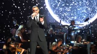 George Michael Live Praying For Time HD Live Symphonica Tour Birmingham NEC September 17th 2012