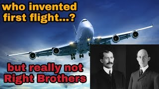 Really who invented the aeroplane (Flight) in tamil