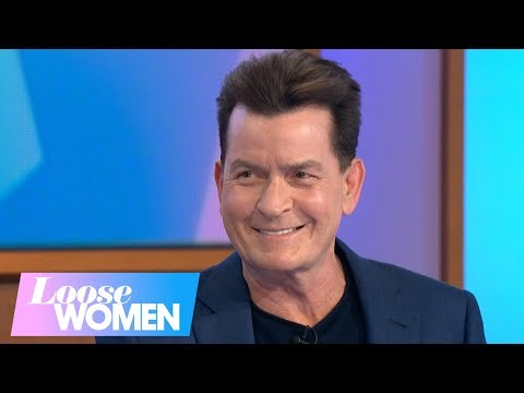 Charlie Sheen Opens Up on His Addiction Battles and Getting Sober | Loose Women