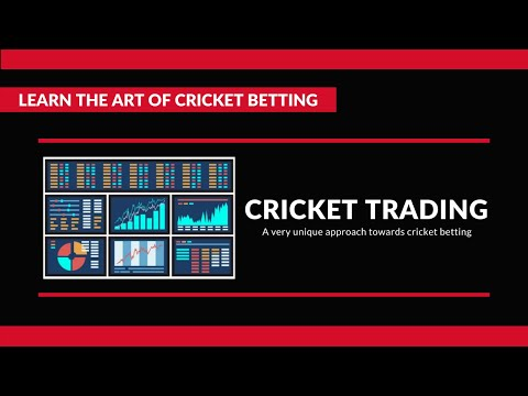 Cricket Trading | A Unique Concept of Cricket Betting