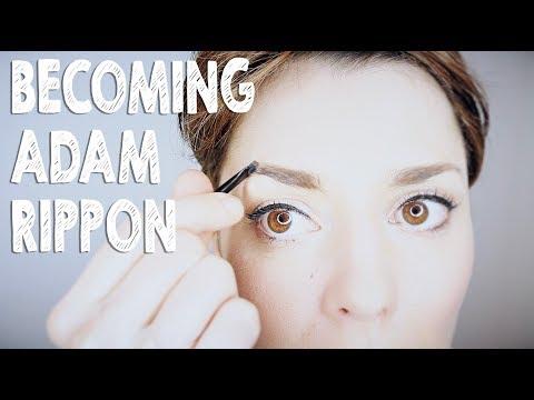 BECOMING ADAM RIPPON // Grace Helbig
