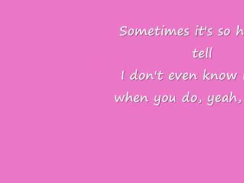 Celine Dion - Map to my heart (with lyrics)