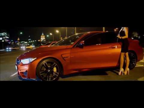 BMW M4 Moscow DJ AREN 2017