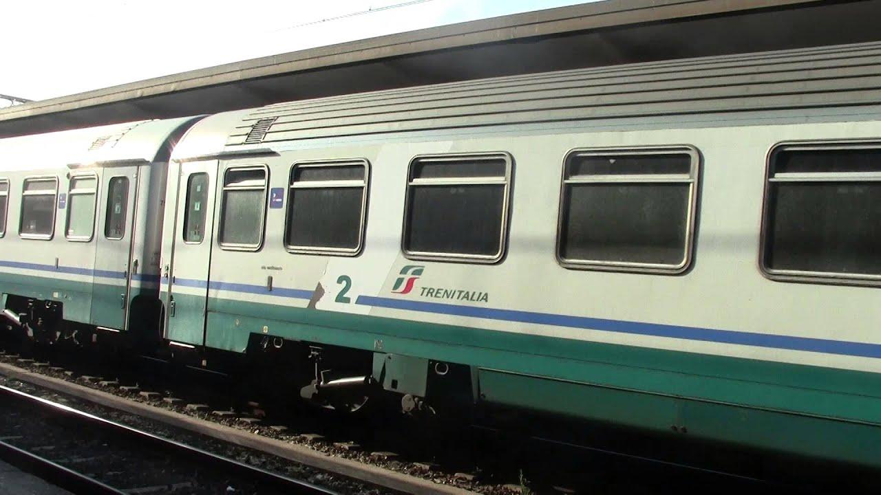 La Spezia Centrale HD-Trenitalia Intercity stock arrive at ...