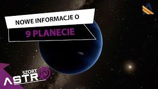 Nowe informacje w sprawie 9 planety - AstroSzort