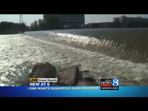 DNR: 6th Street Dam a 'drowning machine'