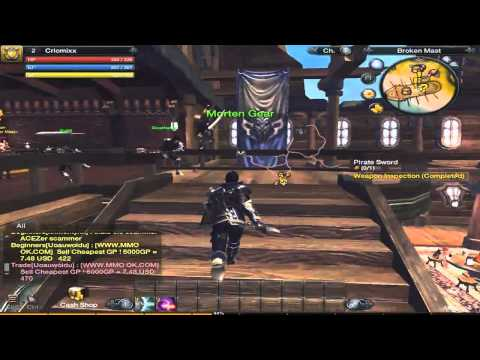 RaiderZ : Defender Gameplay [PT-BR]