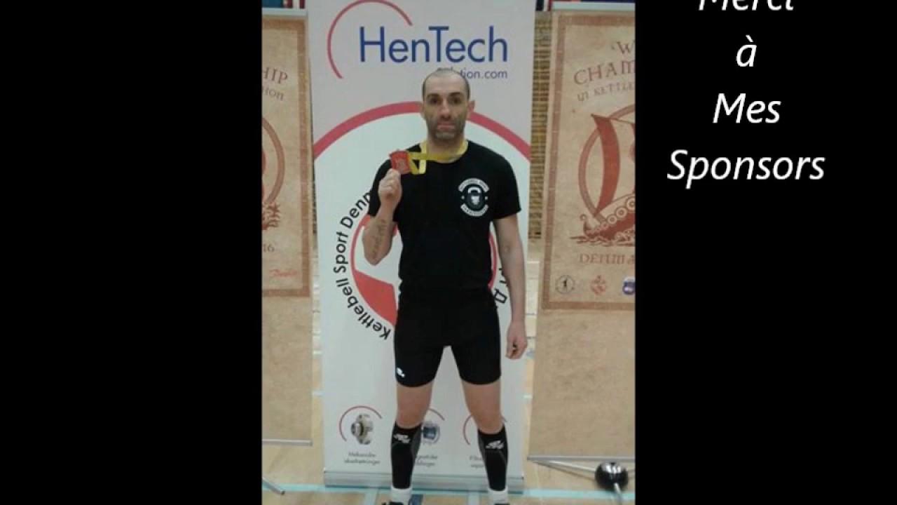 Stéphane Dogman : Champion du Monde IKMF