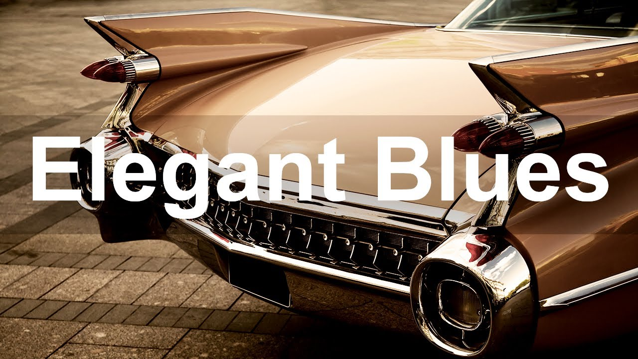 Download Elegant Slow Blues - Relax Blues Guitar and Piano Background Music - Blues Rock Music