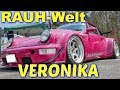 Rauh Welt Veronika Porsche 964 RWB 4K Video GoPro Hero7 Black mp3