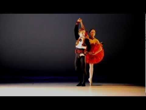 Don Quixote - Pas de Deux -  Miko Fogarty (15) & Arcadian Broad (16)