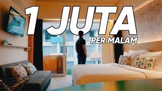 REVIEW HOTEL 1 JUTA PER MALAM DI BENOA BALI | HORE #35