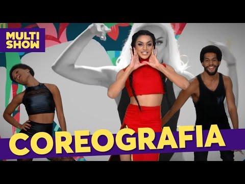 Coreografia Todo Dia  Pabllo Vittar  TVZ   Multishow