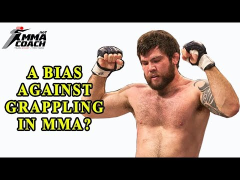 MMA Rules Are Against Grappling - Robert Drysdale Interview Part 4