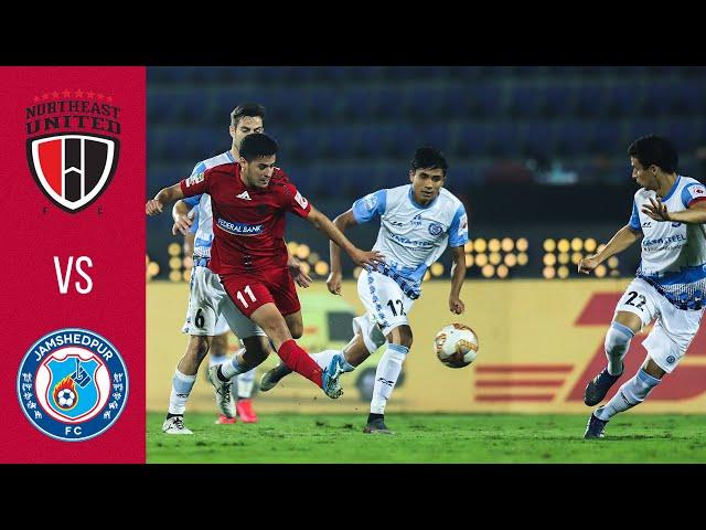 ISL 2019-20 Highlights M79: NorthEast United Vs Jamshedpur FC | Hindi