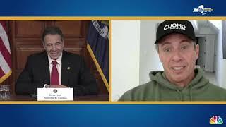 Chris Cuomo Describes COVID-19 Fever Dream About Brother, NY Gov. Andrew Cuomo   NBC New York