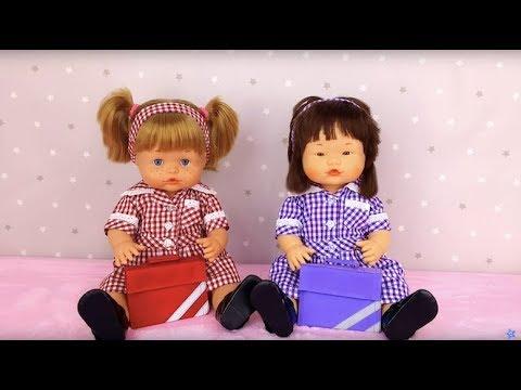 Ani y Ona Travesuras antes del cole Learn colors Baby Aprender colores Nursery Rhymes