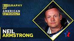 Neil Armstrong Biography in English   American Astronaut