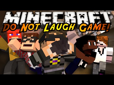 Minecraft Mini-Game : DO NOT LAUGH 17!