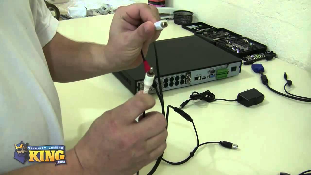 camera microphone wiring diagram [ 1280 x 720 Pixel ]