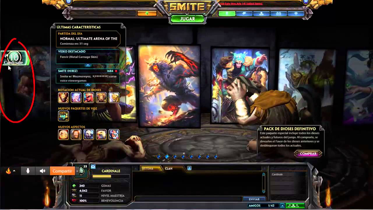 how to connect curse to smite