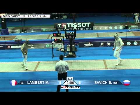 Moscow 2015 MS GP T64 06 blue Savich B RUS vs Lambert M FRA