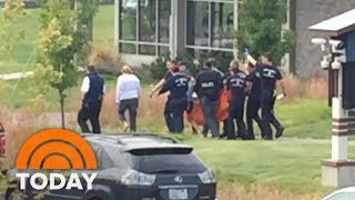 Student Opens Fire At High School, Killing 1 And Injuring 3 Others | TODAY