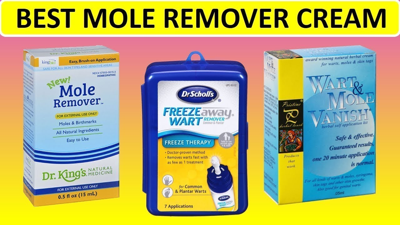 Top 10 Best Mole Remover Product Skin Care 2019 Mole Removal
