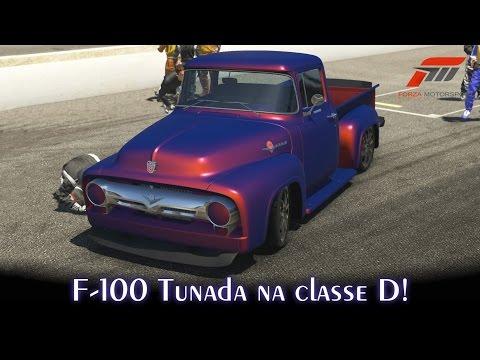 F-100 tunada na classe D! | Forza Motorsport 5 [PT-BR]