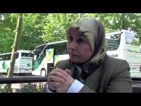 Interview with Lead Lawyer May Khansa in English