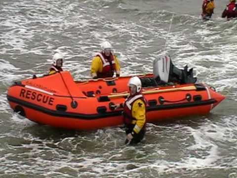 Ballybunion Rescue recovering D Class
