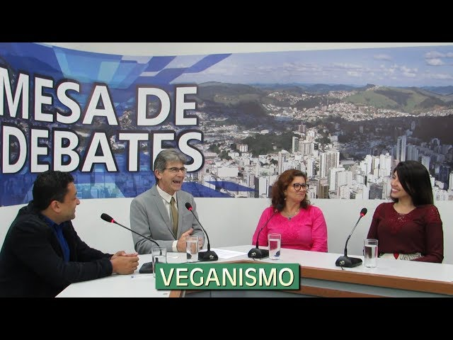 VEGANISMO   MESA DE DEBATES - 14.11
