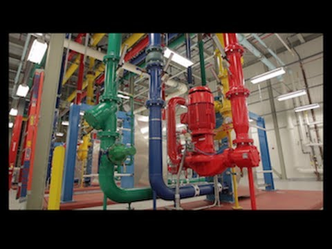 Smart water use in Google's Douglas County data center