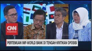 Timses Prabowo-Sandi: Pertemuan IMF-World Bank Hanya untuk Happy-happy Saja