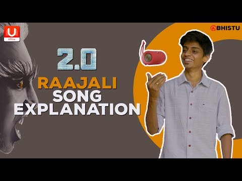 2.0 Raajali Song Explanation - Thalaivar's Surprise Avatar | Abhistu Mp3