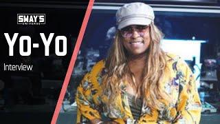 Yo-Yo on Dating Tupac, Love & Hip-Hop, Black Female Empowerment & New Music   SWAY'S UNIVERSE