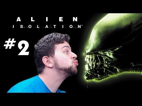 Alien Isolation 1000 TWITCH FOLLOWERS Milestone Stream - Part 2!