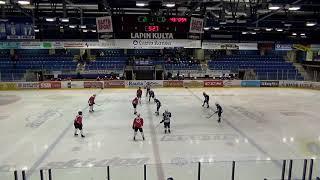C2 AA 18.2.2018 Lappi Areena RoKi  - Hokki/Sups 6-6